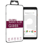 9H Tempered Glass Screen Protector for Google Pixel 3 - Clear
